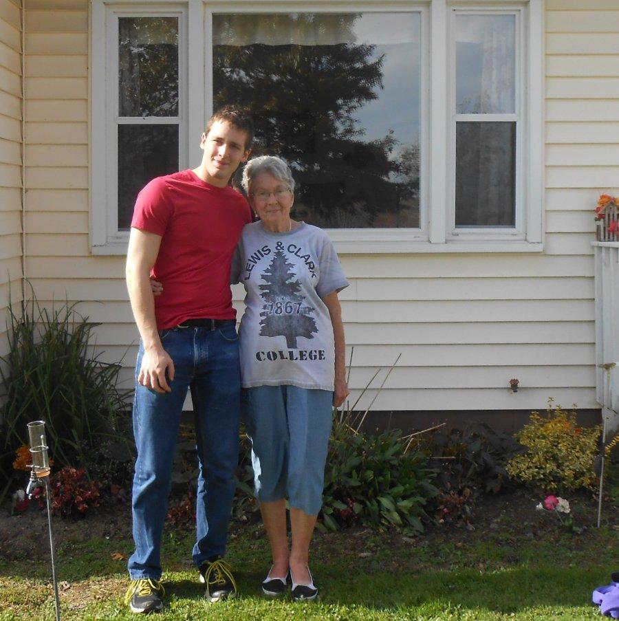 Gramma & Chris